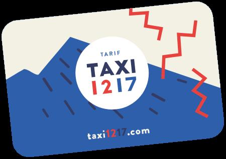 carte taxi 12 17